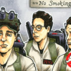 2016 Cryptozoic Ghostbusters