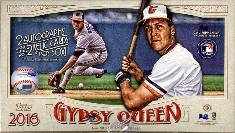 2016 Topps Gypsy Queen