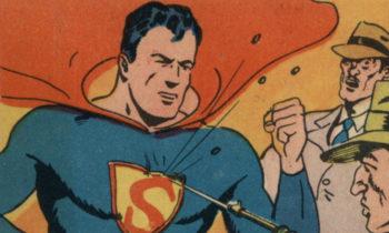 1940 Gum Inc Superman