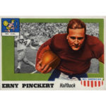 1955 Topps All American Football card 4