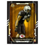2015 Bowman Football Card Checklist