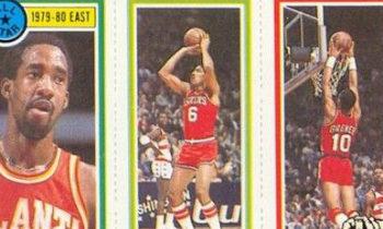 1980 Topps Basketball