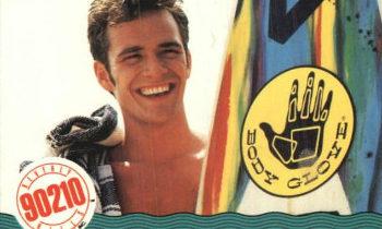 1991 Topps Beverly Hills 90210