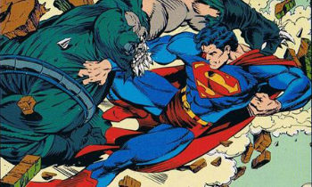 1992 Skybox Doomsday Death of Superman