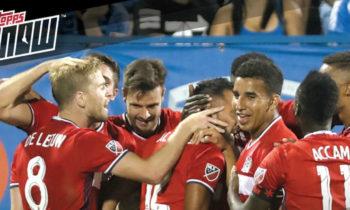 2016 Topps Now MLS