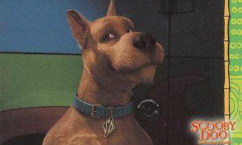 2002 Inkworks Scooby Doo