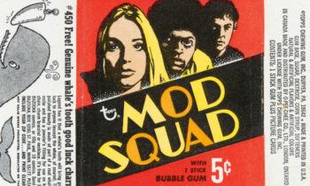 1969 Topps Mod Squad