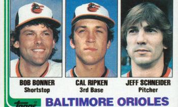 1982 Topps Baseball