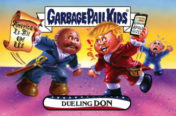 2016 Topps Garbage Pail Kids Disg-Race to the White House