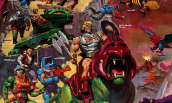 1982-88 Mattel He-Man Masters of the Universe