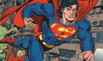 1993 SkyBox Return of Superman