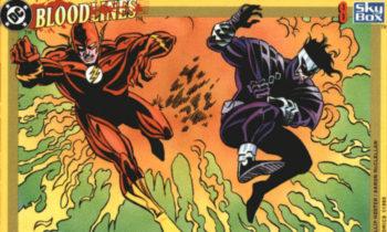1993 SkyBox DC Bloodlines