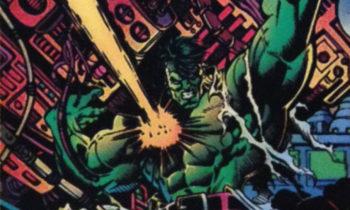 1993 SkyBox Marvel Universe