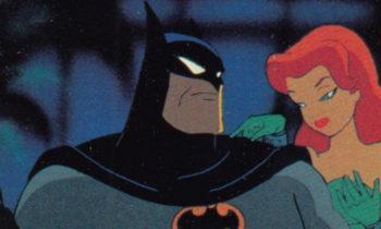 1993 Topps Batman Animated Series