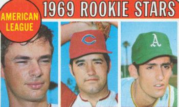 1969 Topps Baseball