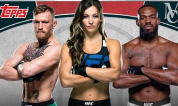2016 Topps UFC Museum Collection
