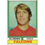 1974 Topps Football Gallery