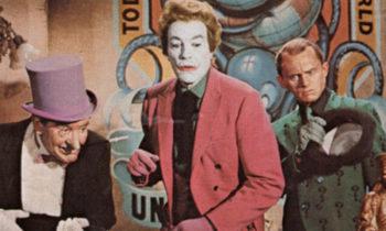 1966 Topps Batman Bat Laffs