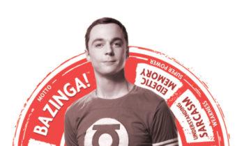 2016 Cryptozoic Big Bang Theory Season 6-7