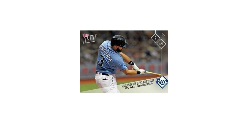 2017 Topps Now Baseball Card News And Checklist
