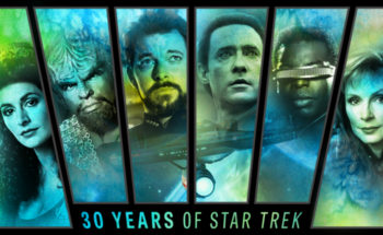 Silicon Valley Comic Con Pays Tribute to 30 Years of Star Trek