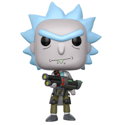 Rick and Morty Series News and Collectibles Database