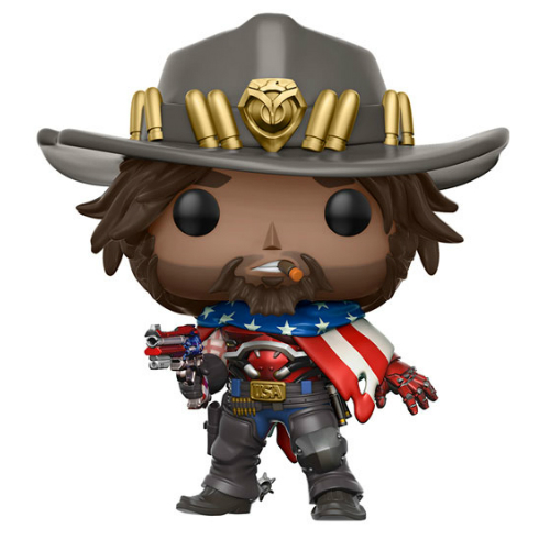 Second Wave Of Overwatch Figures Coming To Funko Pop Games