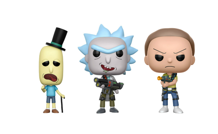 Funko to Bring Rick and Morty Into Their Line of Figures - Hero Habit