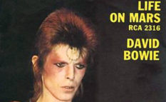 What is the meaning behind David Bowie's Life on Mars?