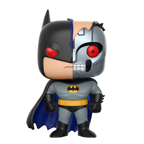 Batman Scarecrow Imposter Bobble Action Figure Toy Funko POP Heroes Villains