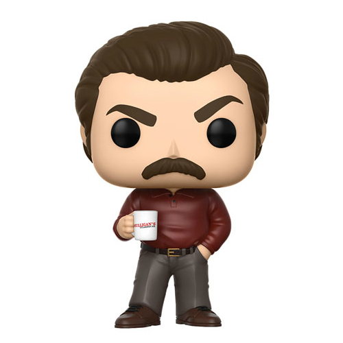 Funko To Release Parks And Recreation Vinyl Figurines