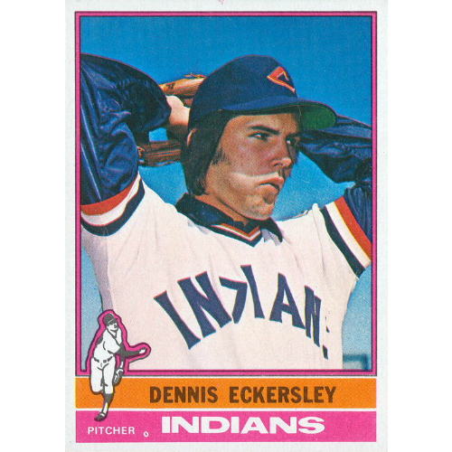 1976 Topps Baseball Card Information And Checklist