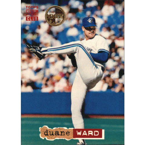 f7401b2d78 1994 Topps Stadium Club Baseball Card Info and Checklist