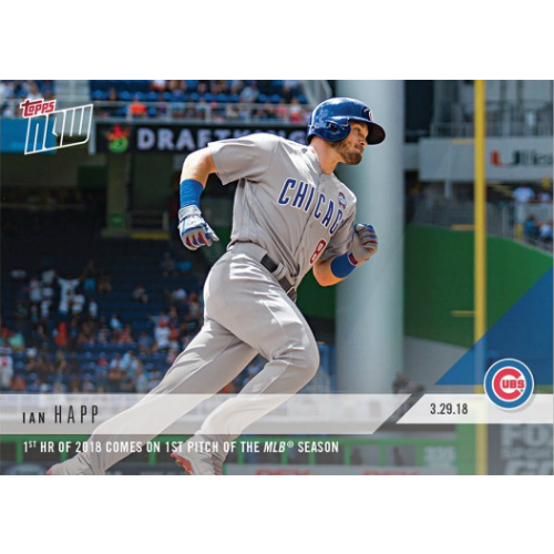 Opening Day Brings New Wave Of Topps Now Cards Hero Habit