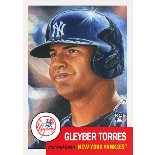 Topps Living Baseball Card Series First 99 Release Stats