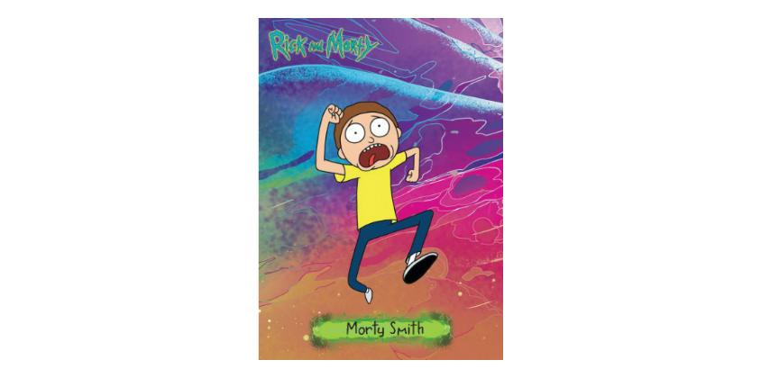 Rick And Morty Season 1 Characters Chase Card CB06 Principal Vagina