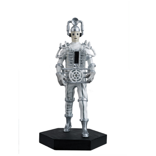 Doctor Who Death to the Daleks Machine Gun Eaglemoss Figurine Collection 83