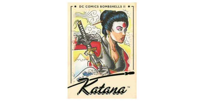 DC Comics Bombshells 2 Rainbow Base Card #23 Starfire