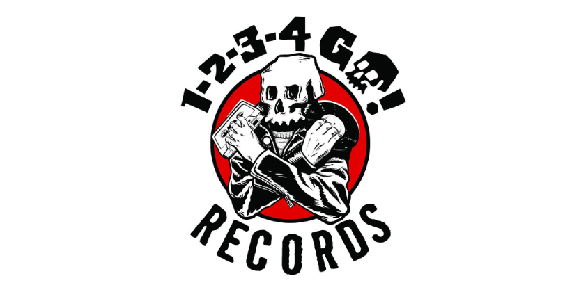 1-2-3-4 Go Records - Oakland and San Francisco Store and Label