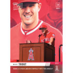 2019 Topps Now MLB card 10