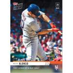 2019 Topps Now Baseball card 12