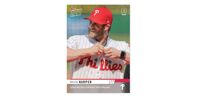 2019 Topps Now Week 1 Statistics And Tracking Hero Habit