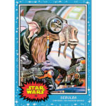 Topps Star Wars Living Set card 39