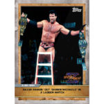 2020 Topps Countdown to WrestleMania Gallery