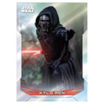 2020 Topps Star Wars Chrome Perspectives trading card checklist
