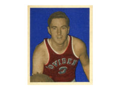 1948 Bowman Basketball Checklist