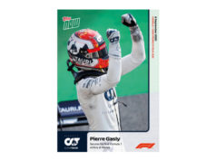 2020 Topps Now Formula 1 checklist