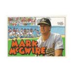 1992 Topps Kids baseball card checklist
