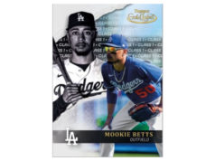 2020 Topps Gold Label checklist