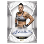 2020 Topps UFC Striking Signatures trading card checklist